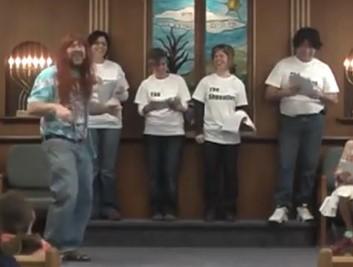 2011 Purim Spiel Part 4