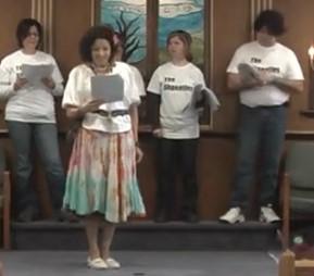 2011 Purim Spiel Part 5