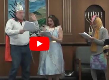 Purim Spiel 2015 Part 3