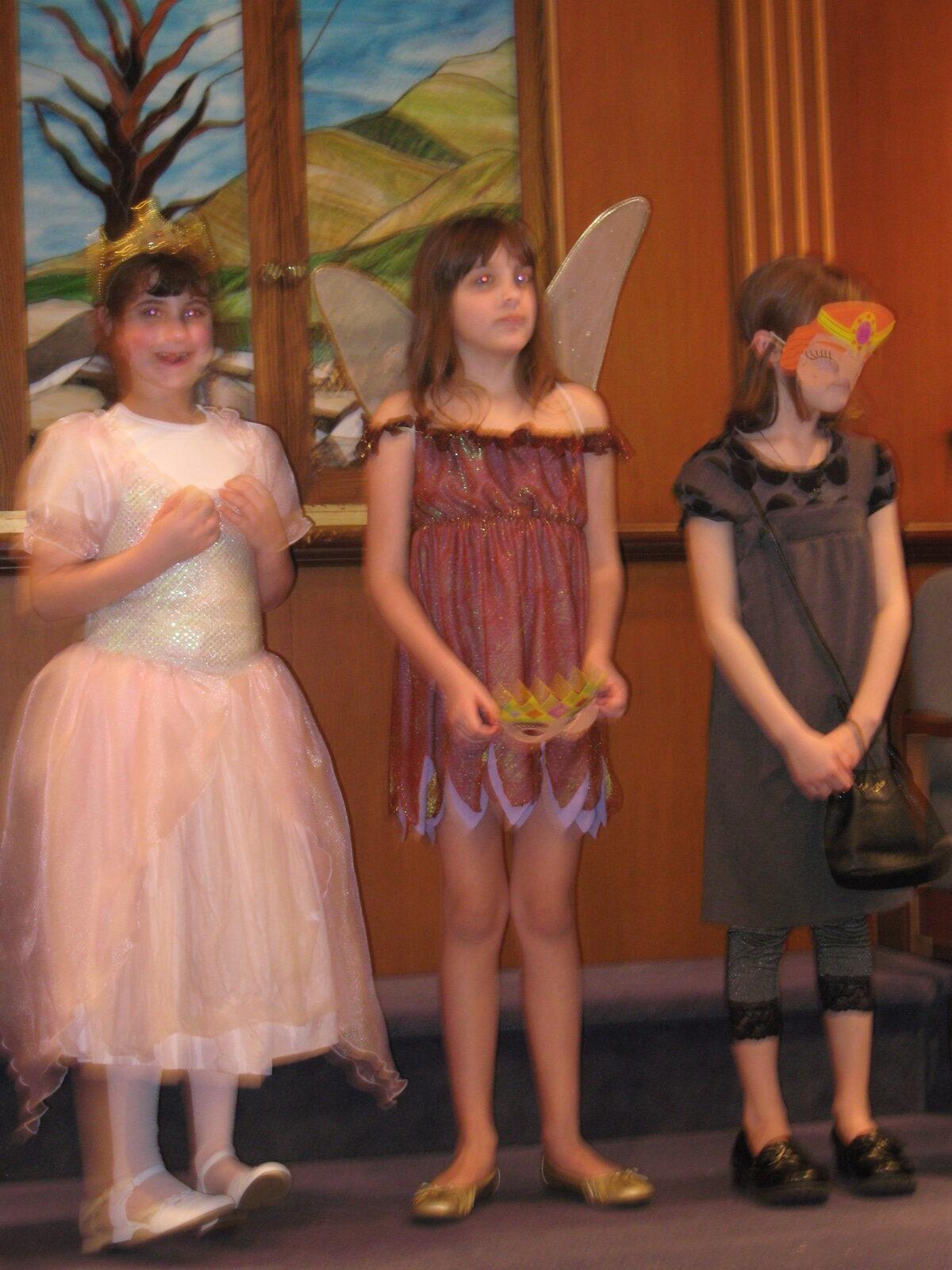 Purim Spiel 2008 Part 2