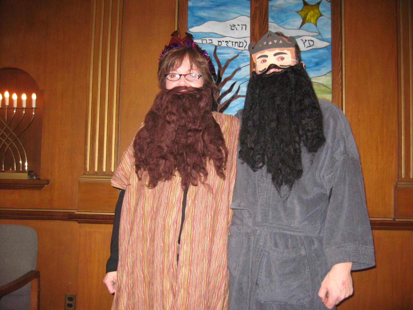 Purim Spiel 2008 Part 3