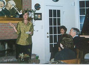 Gwen Nagorsky, Helene Friedlander, Paul May