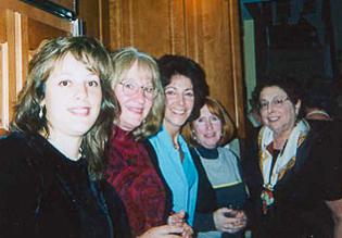 Suzanne Marr, Sharon Herson, Cheryl Orenstein