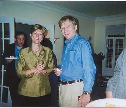 Joel Berkowitz, Gwen Nagorsky and ?