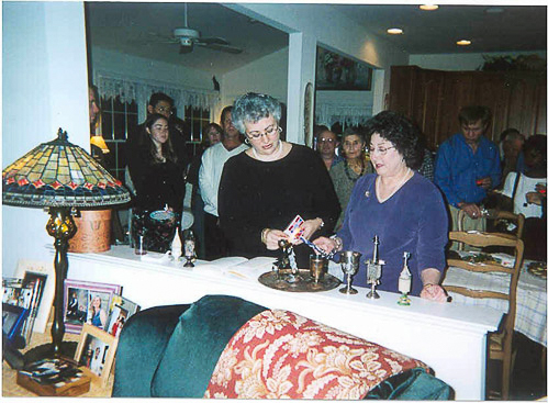 Rabbi Lewis and Helen Mattson