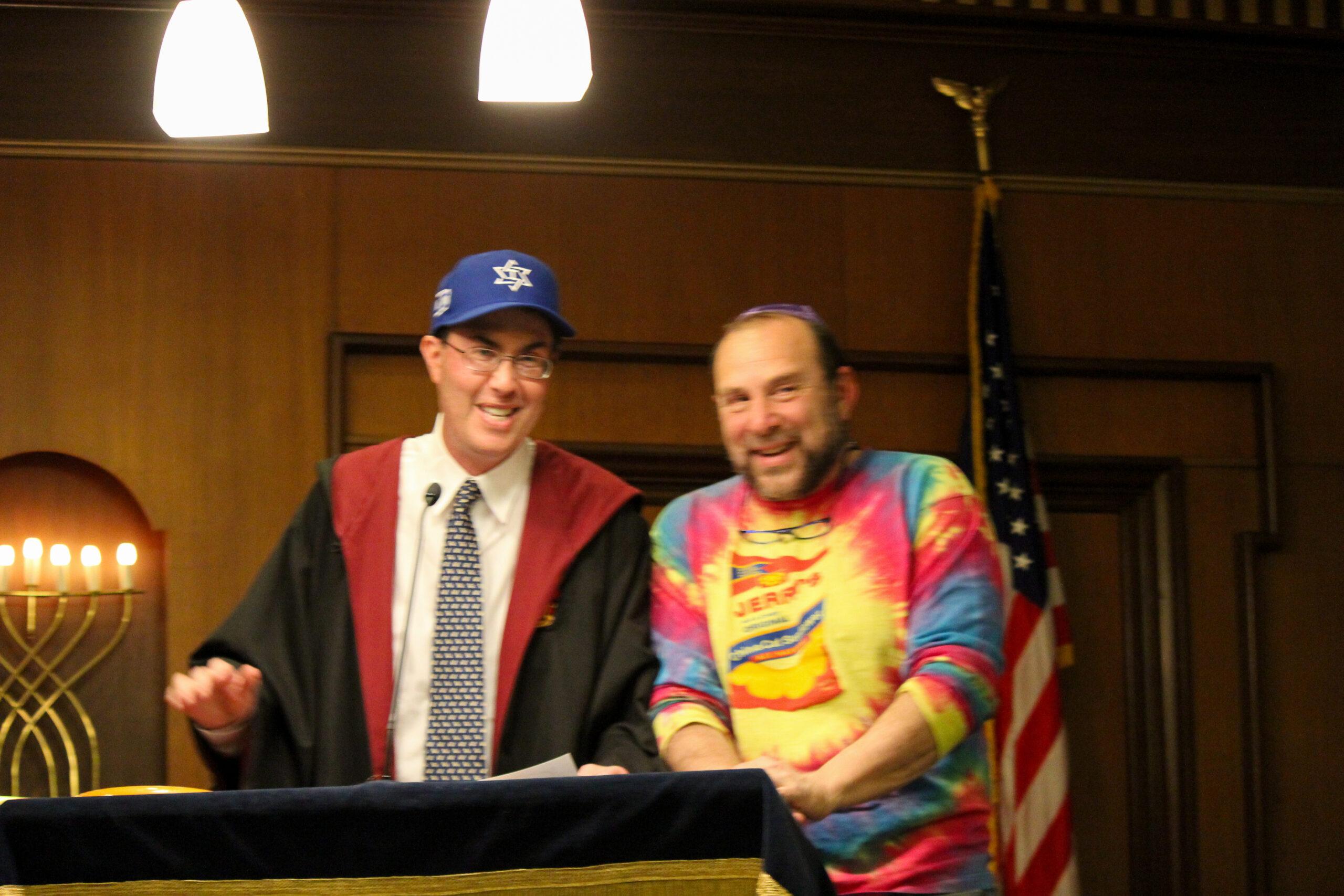Mike Weiner and Howie Hirsch