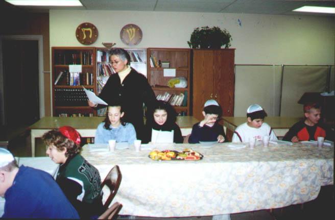 From left to right: Marc, Kara, Chelsea, Geoff, David, Sam